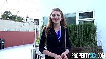 PropertySex - Inspiring mentor creampies real estate agent