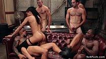 Huge dicks hunks fucking stunning ebony pornhub video
