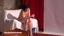 19yo cutie shows her body at her first erotic CASTING - Bangla Xxx Viedo thumbnail
