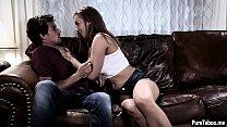 prude virgin busty teen smashed by her horny boyfriend (juliette stray xxx) thumbnail