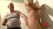Teeny vom Hausmeister erwischt und gepeinigt !   Achtung EKELIG ! thumbnail