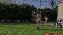 Видео мастурбация под струей воды русской девушки
