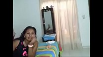 Latina webcam colombiana morenita show privado 2