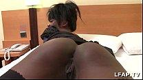 Bonne black francaise se fait defoncer dans un ...'s Thumb
