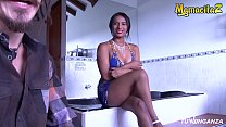 MAMACITAZ - Colombian Indira Uma Gets Horny For...