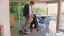 VIXEN Uma Jolie and Amia Miley Share a Cock - 9Club.Top