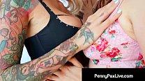 Penny Pax Mega Fucks Inked Couple Sarah Jessie & Alex Legend - 9Club.Top