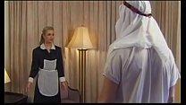 Demia Moor, Naughty Maid enjoys DP