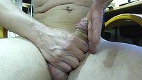 ring finger full inside my cock