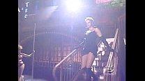 Italian tv sexy mega oops Ela Weber lap dance [방송사고 broadcast accident]