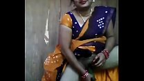 Indian lady is using cucumber inside her vagina pussy