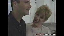 Granny Fucks Young Dick In The Kitchen - 69VClub.Com