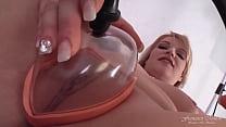 Bella modella bionda BBW casting con pussy pump pornhub video