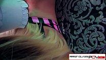 FirstClassPOV - Big booty Liv Aguilera sucking a big hard dick, big boobs صورة