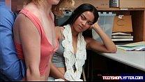 Bonnie Grey and Maya Bijou diciplined to avoid ...