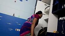 Desi new maid