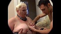 Молодая блондинка соблазняет брата
