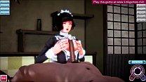 Anime maid girl is fuck slut - kinkgames.club