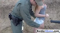 Alex Tanner Gets Stripped By Guy In Uniform Bef...