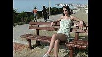 real teen nude in public