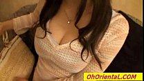 Hot Supple Oriental Babe