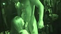 Sexo ao vivo com a Rainha Jade na Festa 18A