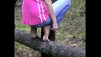 Девушка связанная скотчем