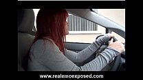Mariah Mars Gives Herself A Ride thumbnail