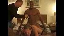 amateur slutty wife threesome fucks with bbc