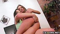 Image: Abella Danger returns the lesbian favor to Kimmy Granger