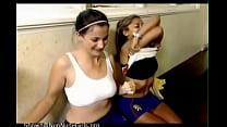 Hockey Team Breast Check Up
