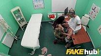 Screenshot Fake Hospita l Sexy fur clad patient wants good ...