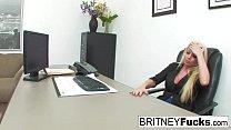 Britney Amber Fucks For The Job pornhub video