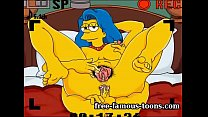 Simpsons anal hentai