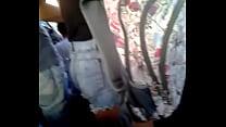 chibola en el carro