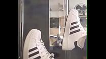 Adidas Supersta r Wei&szlige Socken Will einer cken Will einer die Schuhe kaufe