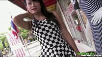 Tuk Tuk Patrol - Thai cutie gets her asshole re...