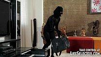 Image: Punish, tie up and fuck the sexy burglar properly