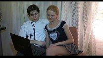 Жену на двоих при муже смотреть порно онлайн