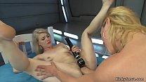 Lesbians fisting and fucking machines pornhub video