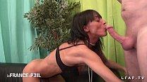 Casting anal amateur d une mature au corps parf...