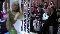 Carol Gold stripping at Venus