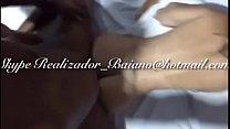 Realizador Baiano pegou a loira na praia e arrastando a putinha pro motel pra dar o que ela quer ! Pegada do negão de salvador preview image