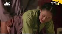 สาวใช้โดนเจ้านายจับเย็ดหีเปิดซิงตอนเธอกำลังทำความสะอาดห้องล้างหี