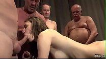 Порно групповуха под старину