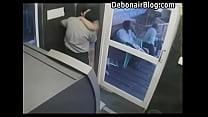 Hot desi teens in ATM صورة