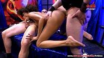 Brazilian Hottie Luna Corazon takes hard in Germany - GGG Vorschaubild
