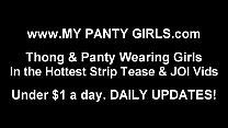 You need a peek  at my sexy little panties JOI tle panties JOI
