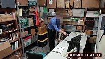 Wild Shoplifting Amateur Backroom Hidden-Camera Sex thumbnail