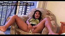 Sweet Creamy Kat Rubs Down